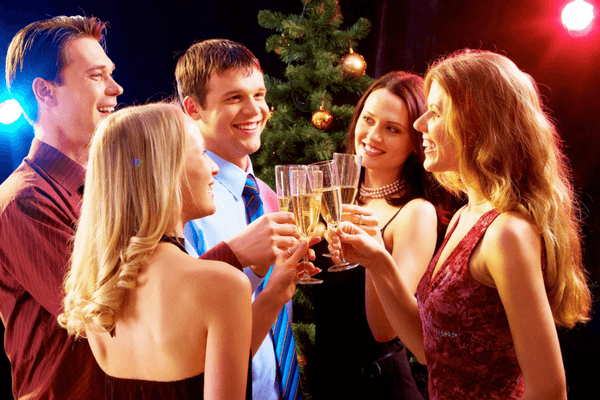 planning company holiday party