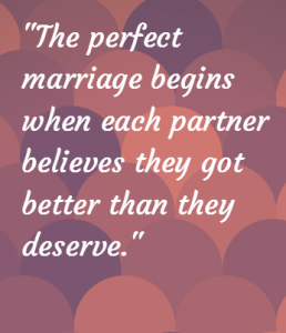 Romantic Wedding Quote 1