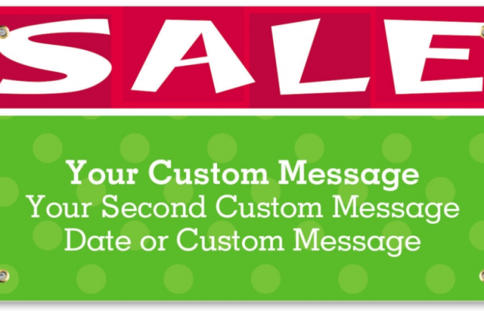 sale business banner