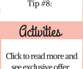 Tip 8 Party Planning