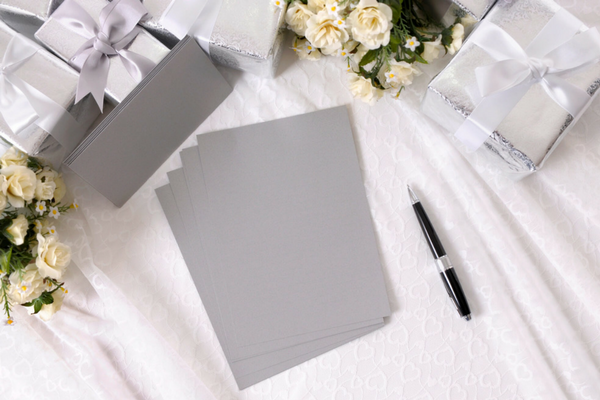 what to say in a wedding thank you card